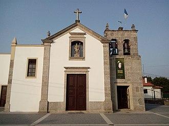 Real, Dume e Semelhe - Semelhe Church