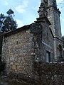 Igrexa de San Tirso de Cando - 07 - Detalle da capela.JPG