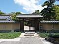 Ikeno-okuen Ikeno-oku Japanese garden entrance.jpg