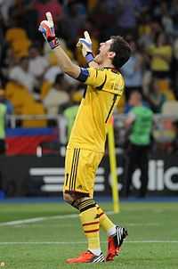 Iker Casillas Euro 2012 final 03
