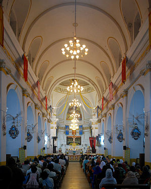Immaculate Conception Cathedral, Pondicherry