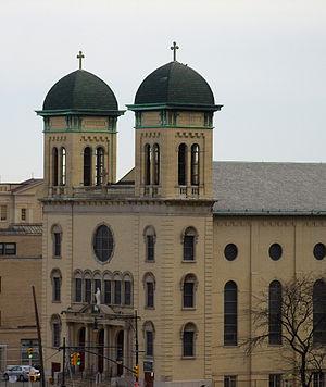 Immaculate Conception Church (Bronx) - Immaculate Conception Church on Gun Hill Rd.