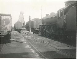 Immingham Engine Shed and Coaling Tower 1964.jpg