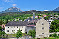 Imst - Kapuzinerkloster und Kirche hl Josef - Ansicht von Osten - II.jpg