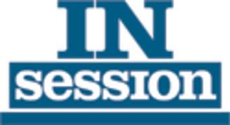 TruTV - In Session logo.