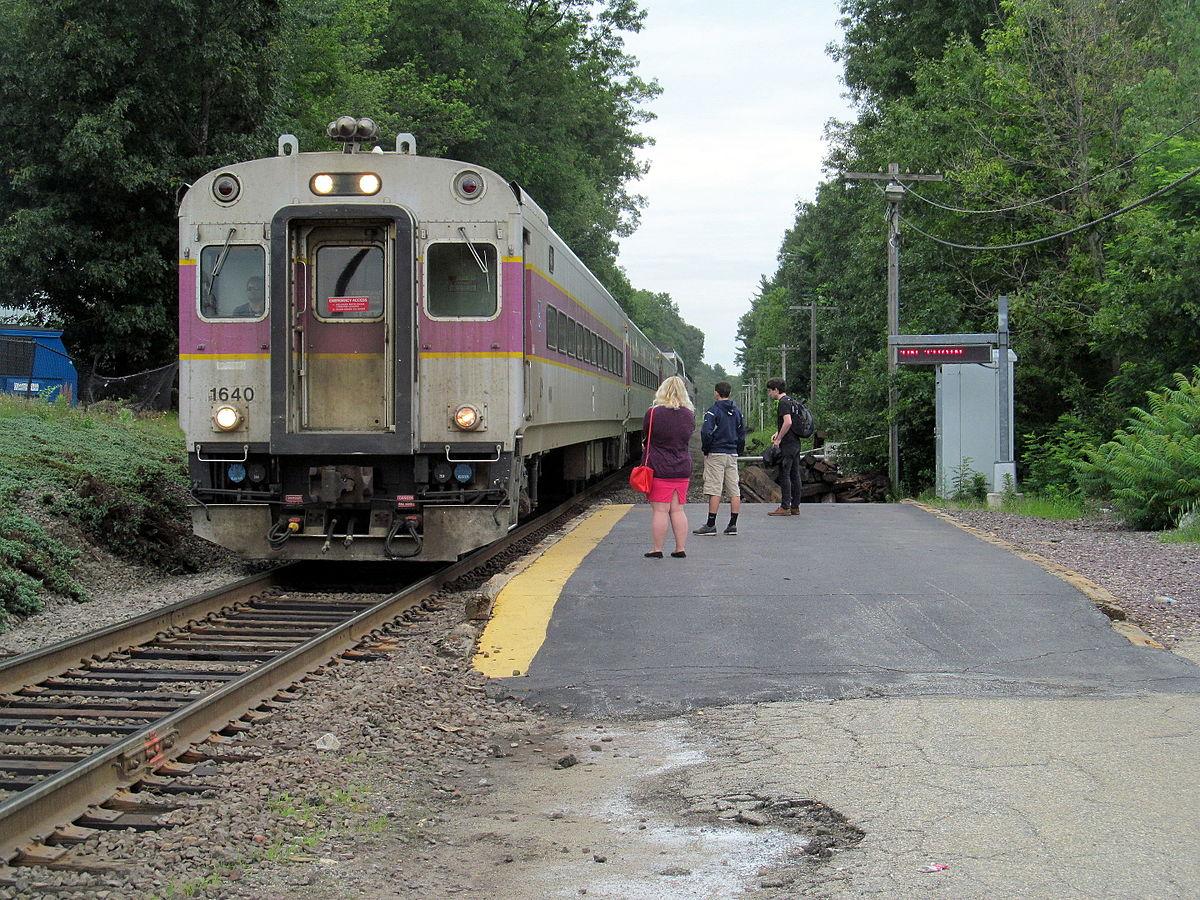 North Wilmington station - Wikipedia