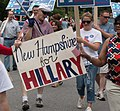 Independence Day Parade 2015 Amherst NH IMG 0426 New Hampshire for Hillary.jpg