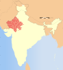 India Rajasthan locator map.svg