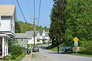 Creekside, Pennsylvania Borough in Pennsylvania, United States
