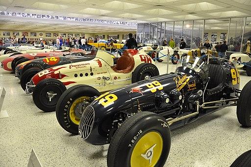 Indianapolis Motor Speedway Museum - Virtual Tour