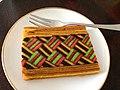 Indonesian kue lapis legit - 20130217.jpg