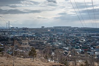 Baikalia - Irkutsk is the biggest city in the region around Lake Baikal