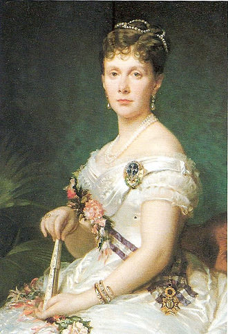 Isabella, Princess of Asturias (1851–1931) - Image: Infanta Isabel de Bourbon e Bourbon.2