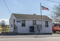 Ingleside post office in 2016
