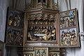 Ingolstadt, Münster Unserer Lieben Frau, altar, last supper 002.JPG