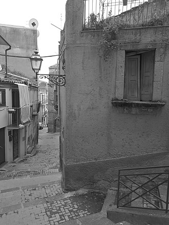 Ghetto - Jewish Quarter of Caltagirone