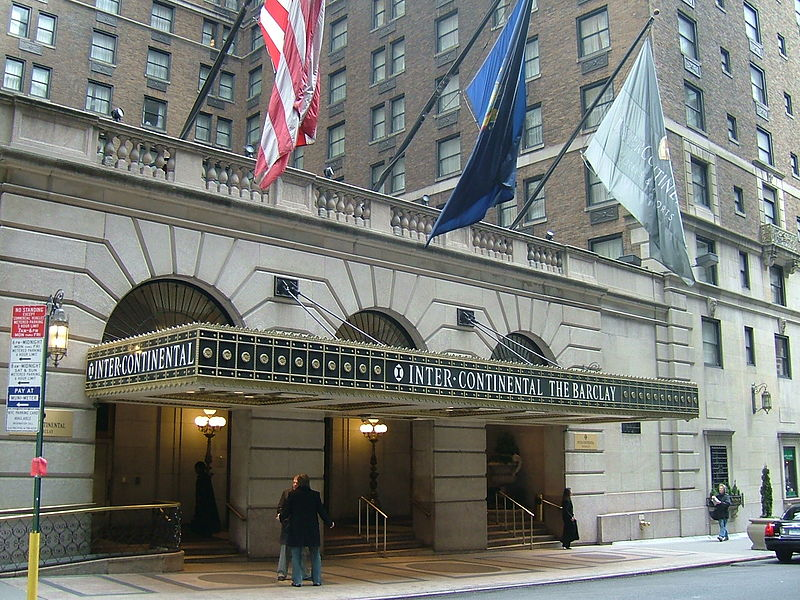 File:InterContinental The Barcley New York.JPG