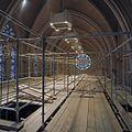 Interieur naar het westen, overzicht steigers, tijdens restauratie - Berkel-Enschot - 20358860 - RCE.jpg