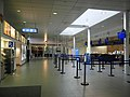 Interior of Vaasa airport 20190603.jpg