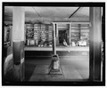 Interior view, store-post office, view looking south - Tavern-Store-Kitchen, Route 29 and Route 631, Madison, Madison County, VA HABS VA-1416-15.tif