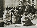 Interrogating the natives in a Palestine village (1918).jpg