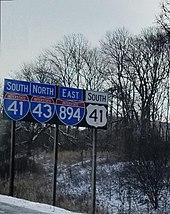 Interstate 41 - Wikipedia