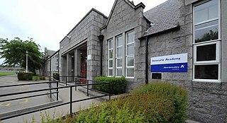 Inverurie Academy Secondary school in Inverurie, Aberdeenshire, Scotland