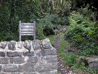 Ireland Wood human settlement in United Kingdom