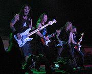 Iron Maiden - Jedna z nejslavnějších kapel heavy metalu vůbec