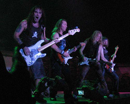Rock @ Iron Maiden