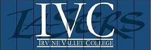Irvine Valley College - Image: Irvine Valley College Intercollegiate Athletics Logo
