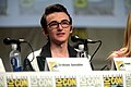 Isaac Hempstead-Wright, The Boxtrolls, 2014 Comic-Con 1.jpg