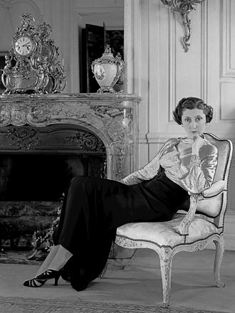 Princess Isabelle of Orléans-Braganza - Isabelle, The Countess of Paris (1936)