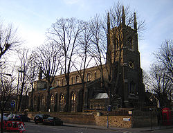 The Grade Ii Listed St Paul S Church Seen From Es Road This Was Built