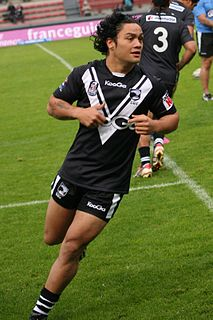 New Zealand rugby league player
