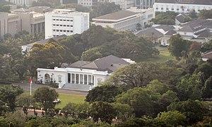 Gambir, Jakarta - Merdeka Palace