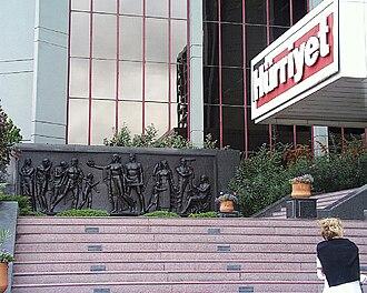Hürriyet - Image: Istanbul Hürriyet 2000 by Ra Boe 01