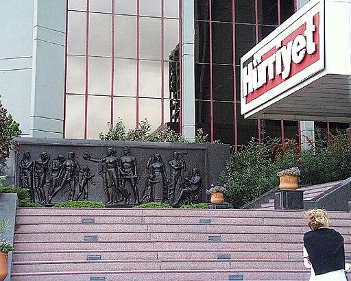 Istanbul -Hürriyet- 2000 by RaBoe 01