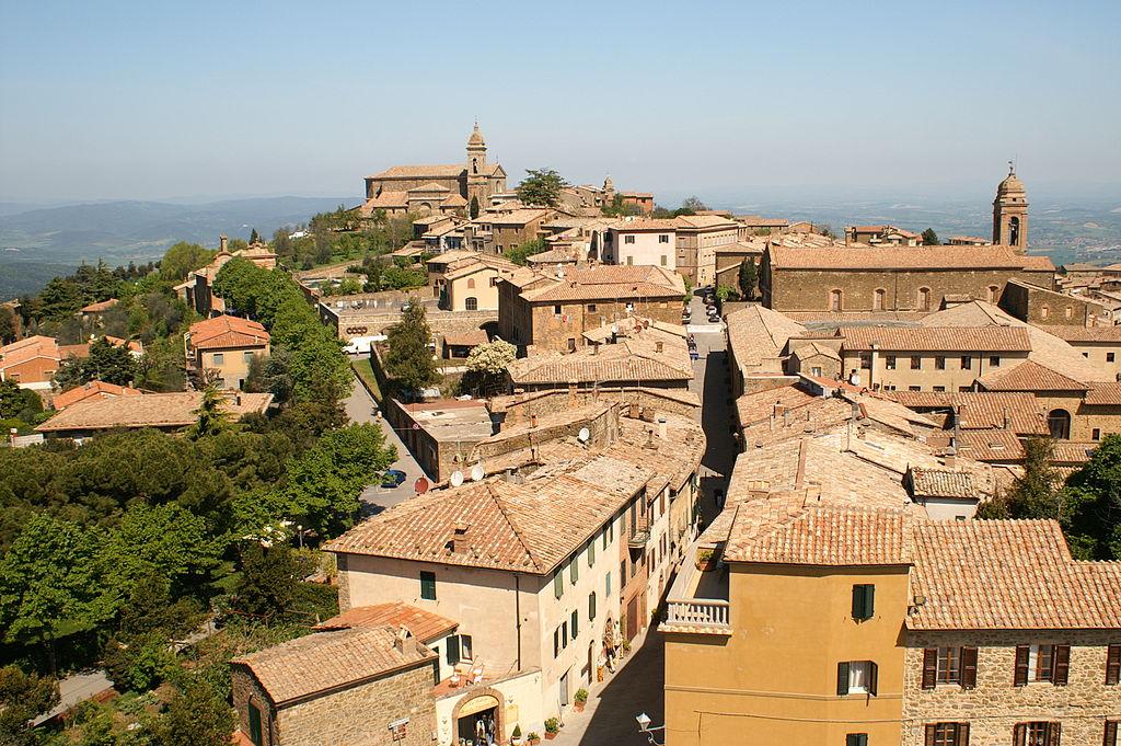 Italy tuscany montalcino2