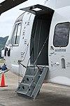 JMSDF MCH-101(8657) crew door left rear view at Maizuru Air Station May 18, 2019.jpg
