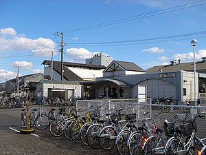 Sohara Station (Gifu) - Sohara Station in February 2005