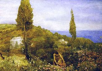 John William North - The house of roses, Tripoli