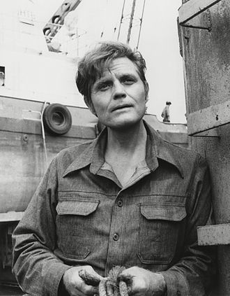 Jack Lord - Lord as Detective Steve McGarrett in Hawaii Five-O