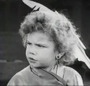 Jackie Condon - Condon in Dogs of War (1923).