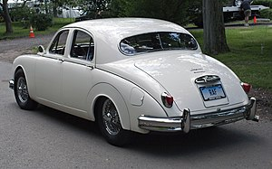 Jaguar Mark 1 - 1957 3.4 Litre automatic
