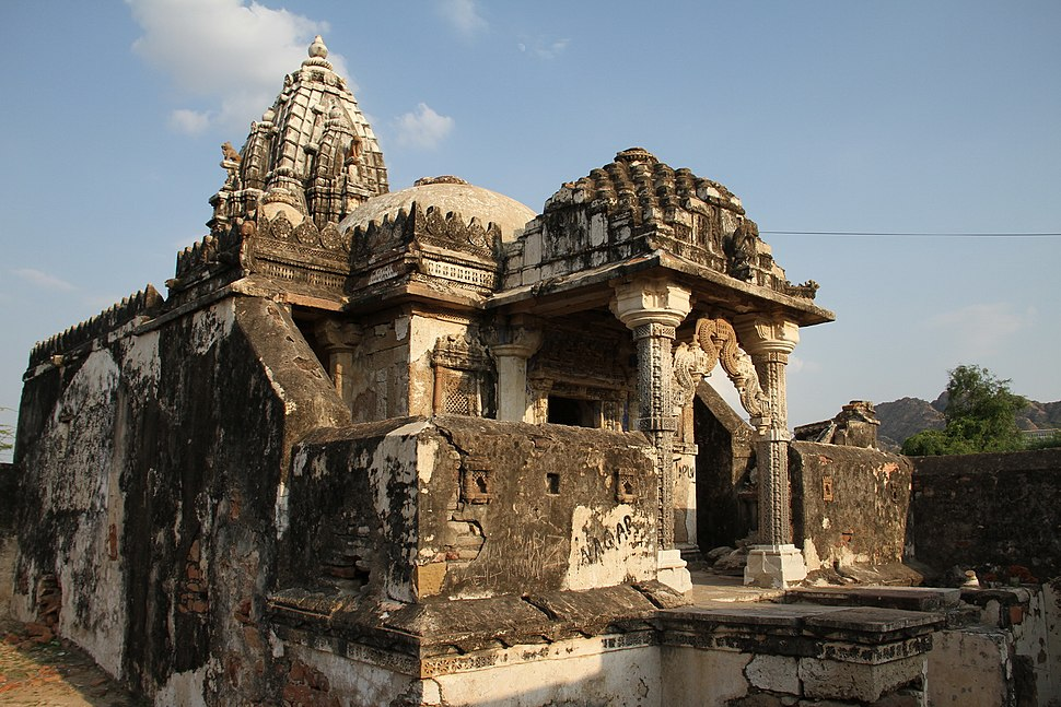 Jain Temple Nagarparkar by smn121-15