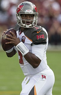 Jameis Winston American football quarterback