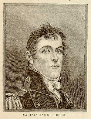 James Biddle - Captain James Biddle (1783-1848).