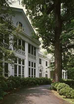 James Buchanan Duke House - James Buchanan Duke House, HABS Phot, May 1978