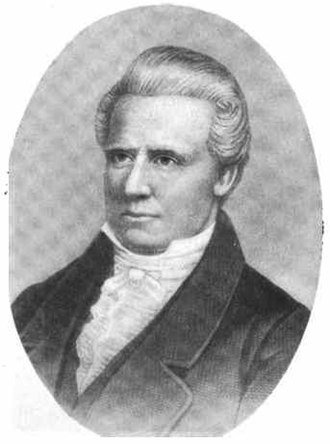 Jamestown, New York - James Prendergast, Founder of Jamestown
